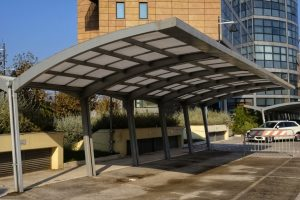 Cantilever Carport installation for commercial spaces in Sydney