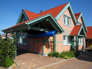 gable roof carport installation sydney